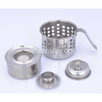 Edelstahl Hot Pot Set